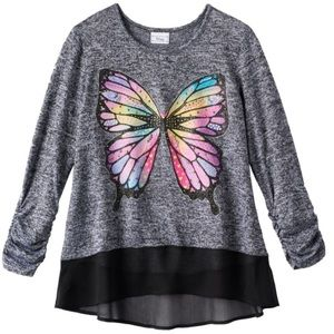 Disney D-Signed Butterfly Top